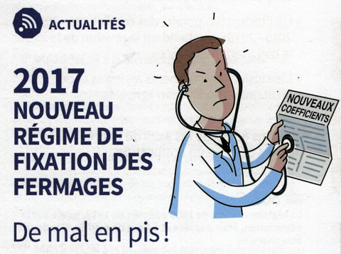 Coefficients de fermage 2017 illustration
