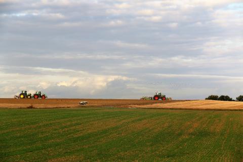 tracteurs labour