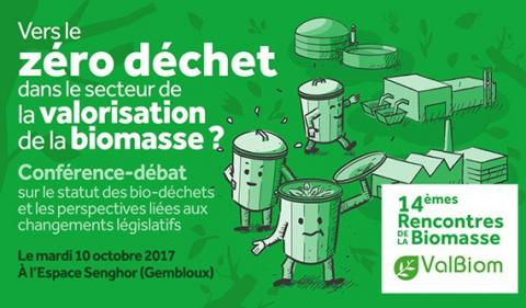 14e Rencontres de la Biomasse