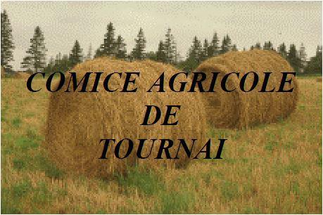 Logo Comice Agricole de Tournai