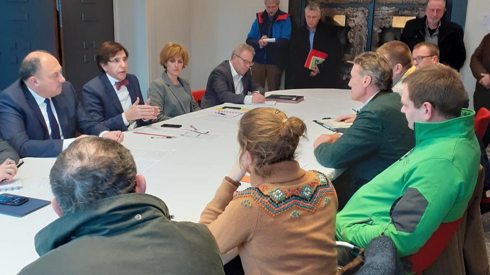 CP Gouvernement de Wallonie-21 fevrier 2020